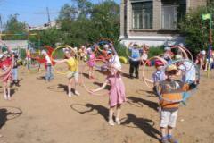 Отчёт по планированию и проведению спортивной недели в МБДОУ № 68